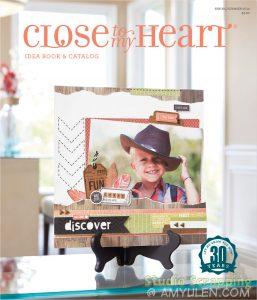Close To My Heart Spring Summer 2014 Idea Book