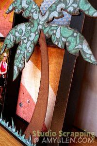 Cricut Craft Room and Artbooking Display Tray