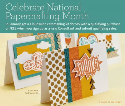 National Papercrafting Month 2014