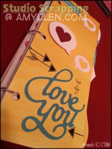 Artbooking Love You Mini-Album
