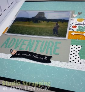 Dreamin' Big Blog Hop Layout 2