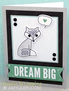 Dreamin' Big Blog Hop Card 1