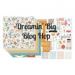 Welcome to the Dreamin' Big Blog Hop!