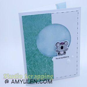 Chelsear Gardens Koala Card