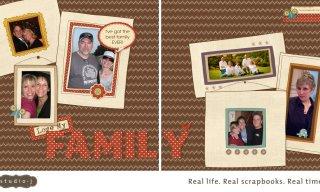 Family Layouts