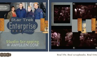 Star Trek Layouts